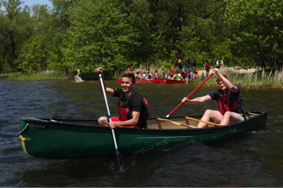 Regatta Day at Lakefield College School