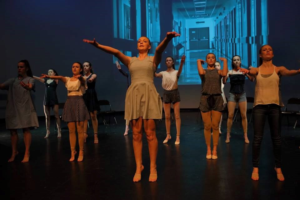 Dance shows and other events often take place during evenings