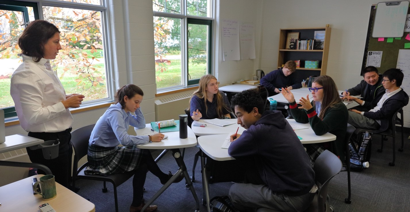 Why an Independent Boarding School Attracts Top Teachers