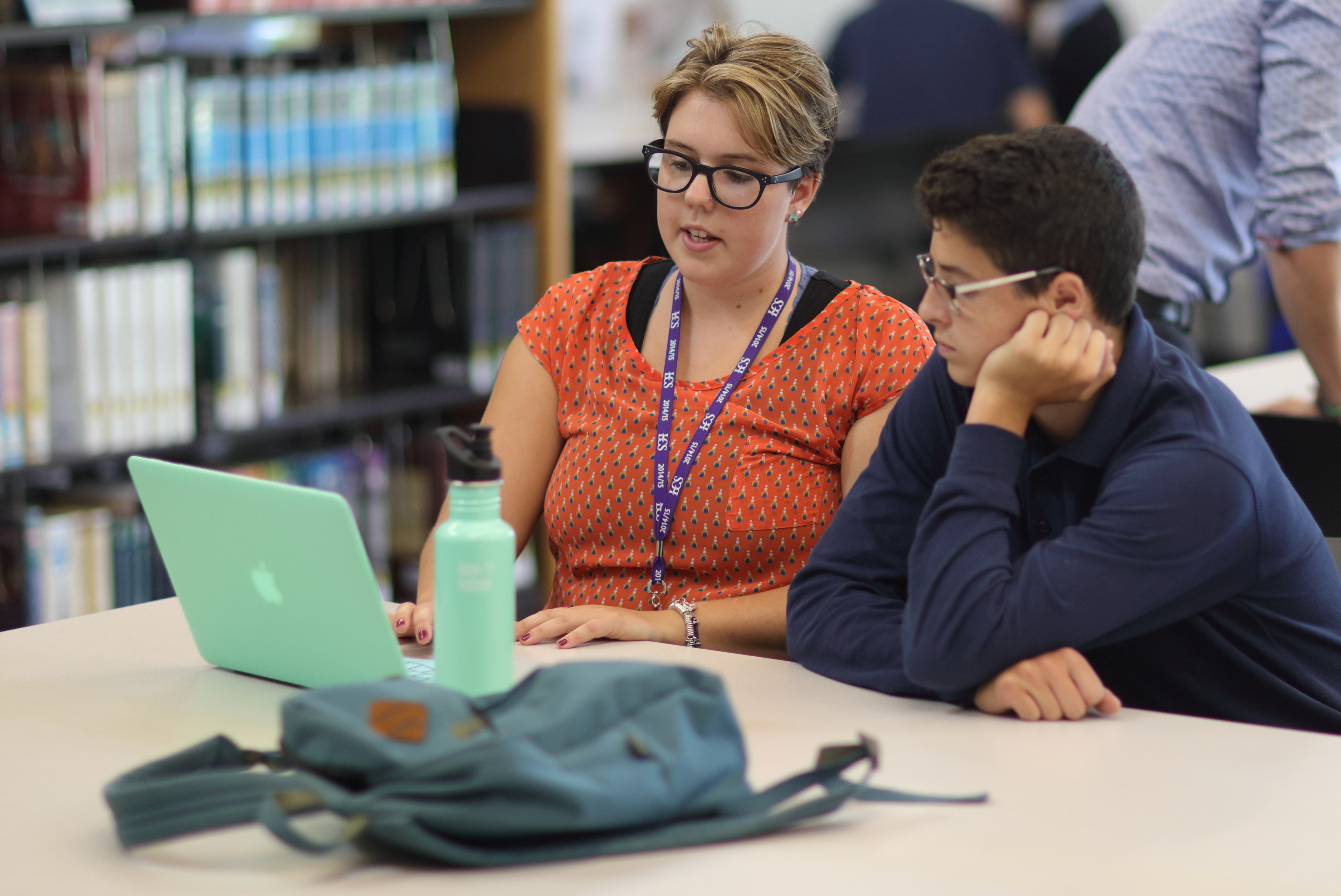 Academic coaching helps students excel in their classes